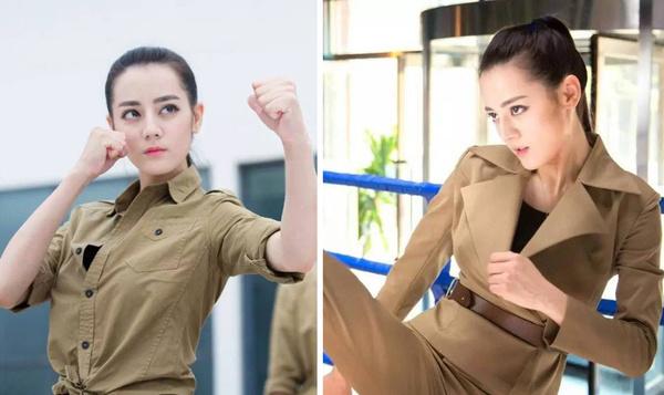 华裔美女被黑人操屄视频_迪丽热巴又火了!怎么都是新疆美女,娜扎频被骂?