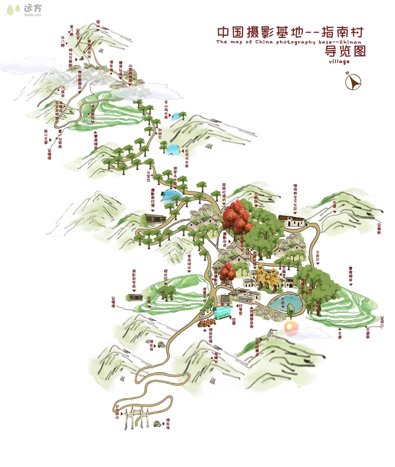 2015年浙江临安指南村自助游攻略