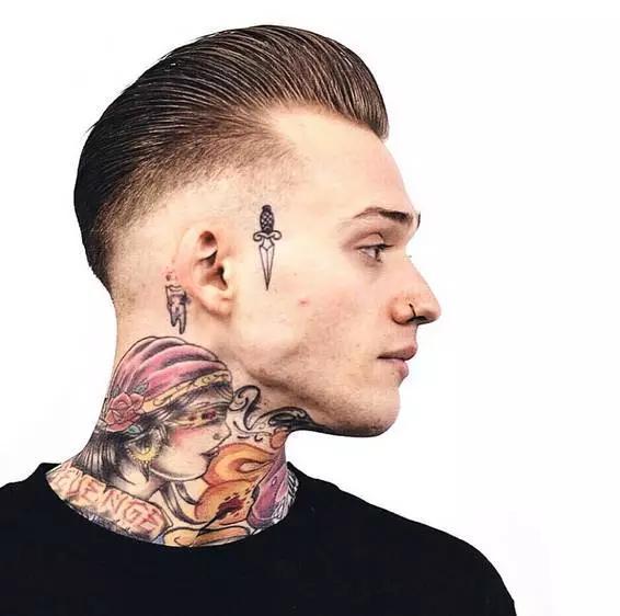 纹身图片_纹身图片大全男生_权志龙纹身图片 图片
