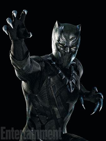 新角色黑豹正式造型照曝光