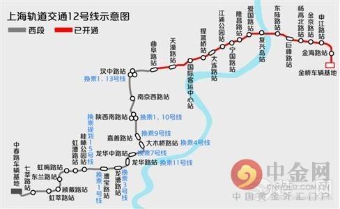 上海地铁15号线什么时候开始正式运营图片