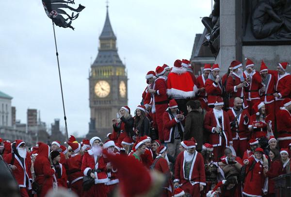 去这十个地方,圣诞不 诞 定