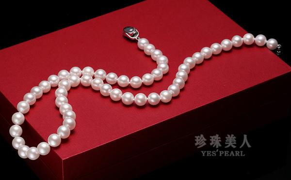 教你珍珠真假的鉴别方法
