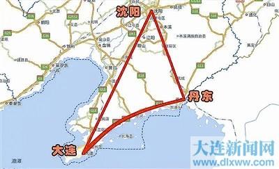 辽宁省本溪公路地图