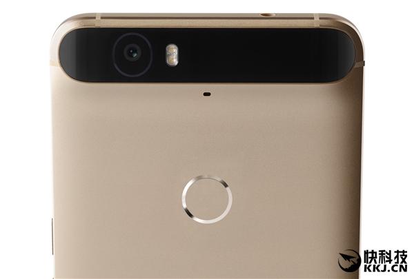 土豪金版华为Nexus 6P开卖 日本特供
