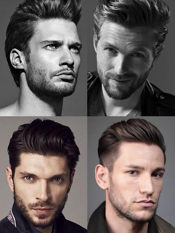 男士三七分头好看,还是二八分头?搞这2个发型头发要多长?图片