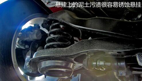 长文分析,汽车底盘装甲有没有效果高清图片