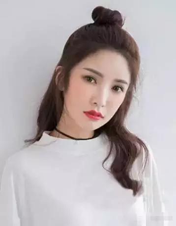 秋冬流行发型 9款韩国女生造型灵动吸睛