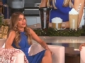 《艾伦秀第13季片花》S13E61 索菲亚与艾德亲密贴脸 五秒快答胸部昵称