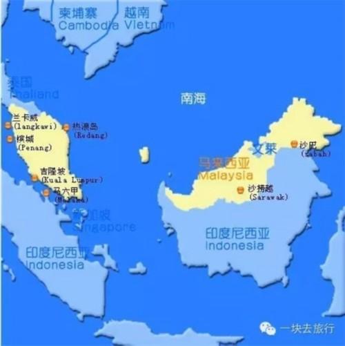 浮罗交怡)是马来西亚最大的岛屿群,拥有104个热带岛屿,最适合跳岛