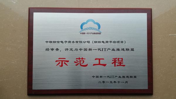 陈茂春董事长参加北大CIO班十周年年会