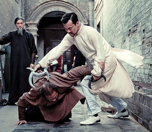 《师父》讲咏春,还原了民国武林