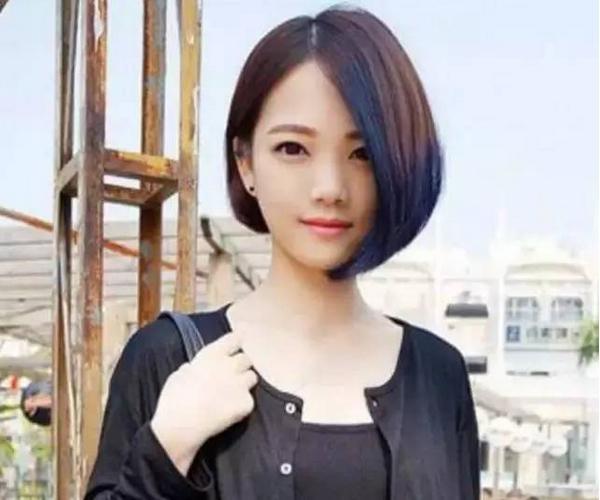 如果女生想换短发,为了不后悔一定要先看看!图片