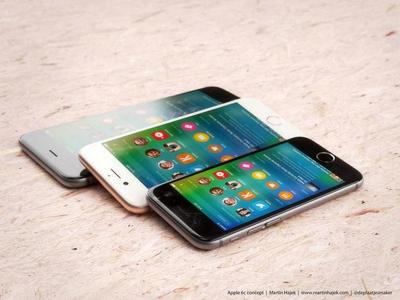 富士康 苹果4英寸手机iPhone 6C将推出玫瑰金版图片