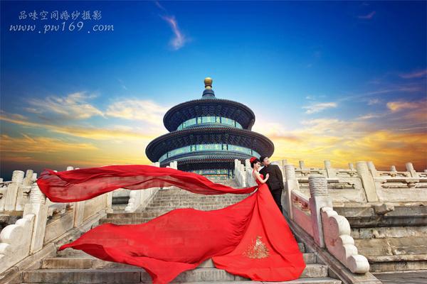 北京婚纱摄影;婚纱照服装搭配指南