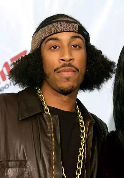 专注发型20载,从歌手出道再到《速度与激情》,ludacris将黑人发型发挥图片