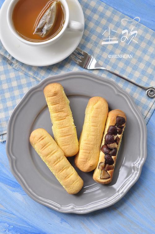 下午茶点心-----栗子蛋糕