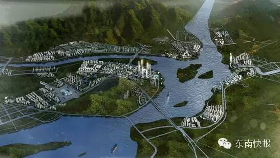 福州地铁1号线将延伸至三江口,新增4个站点, 福州版陆家嘴 将刷破