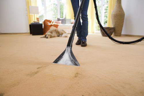 方法四:蒸汽桑拿地毯清洗.