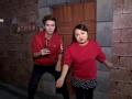 《疯狂的麦咭第三季片花》臧洪娜欲色诱黑衣人 与鲍春来闯关互飙演技