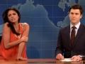 《周六夜现场第41季片花》第七期 美女记者直播脱衣 女性大脑只有买买买