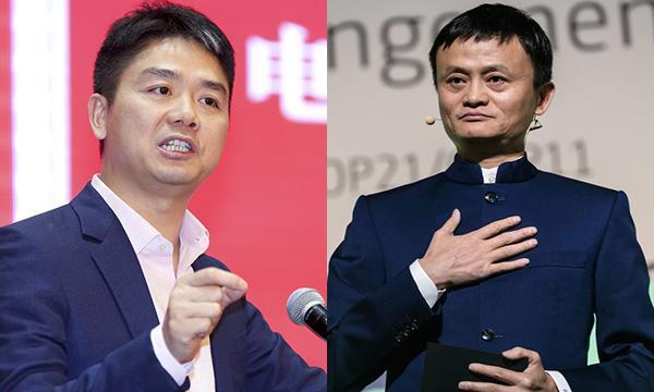 刘强东仿佛想经过各类方法对电商富翁马云传个话:打假是件简单事。