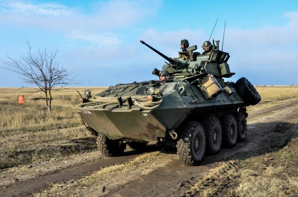 军队作战手绘俯视