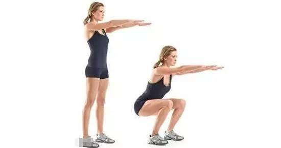 无氧运动减肥效果图片