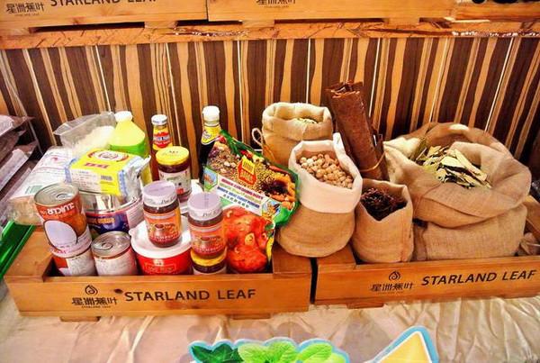 当咖喱邂逅火锅 东南亚美味就无极限 星洲蕉叶
