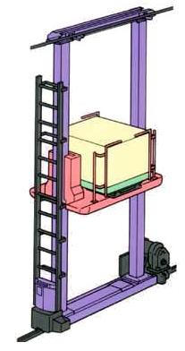 系统结构简单,紧凑,无须各种复杂的泵阀,油箱或气源及管路系统等.