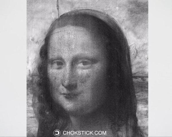 蒙娜丽莎画下另有其人,科学家研究了10年才发现