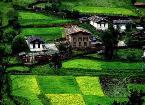 中国最美30县城,有你的家乡吗图片