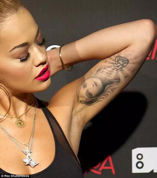 纹身是最奢侈的华服,这群健身男女的纹身简直美呆