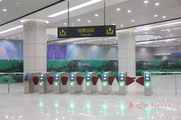 3号线南起青岛火车站北至高铁青岛北站,线路全长约25公里,全部为地