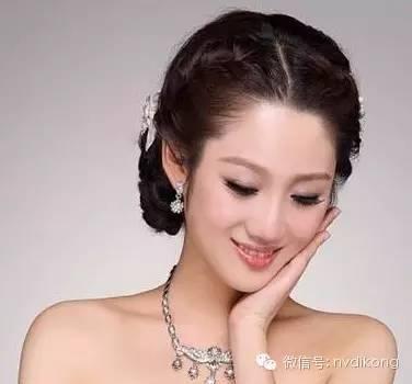 气质型新娘发型设计步骤完美新娘必备