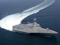 美最新战舰科幻出航引围观