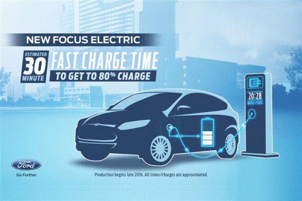 福特2020年投资45亿美元 研发新能源产品_车猫网