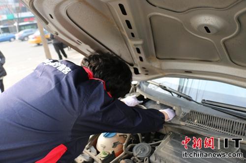 苏宁帮客更换汽车滤清