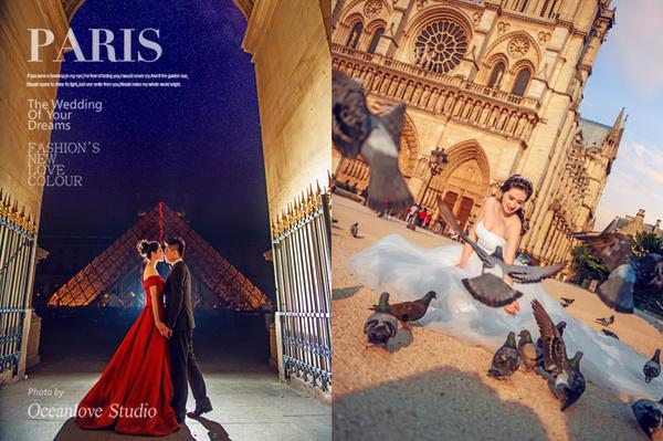 欧洲婚纱,布拉格婚礼,法国巴黎婚纱摄影