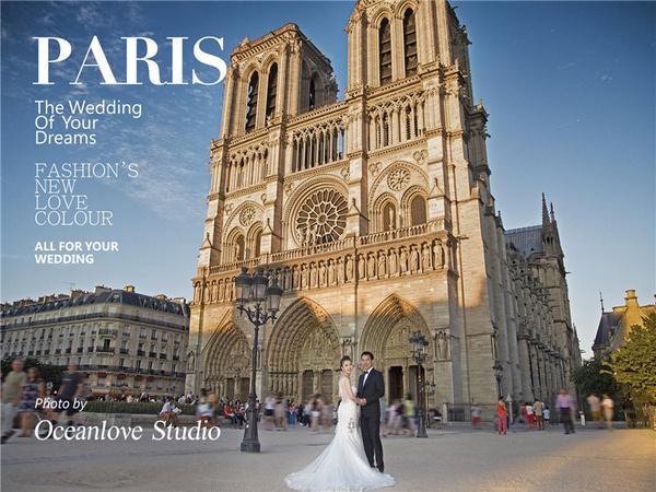 欧洲婚纱,布拉格婚礼法国巴黎婚纱摄影