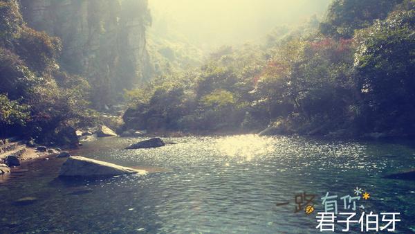 剑三庐山云雺#-_【江西行】庐山,三叠泉观瀑布