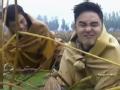 《了不起的挑战片花》第二期 阮经天华少惹老板生气 华少体力不支无心采藕