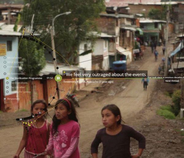 那些被绝育妇女的孩子们 来源:奇普网站
