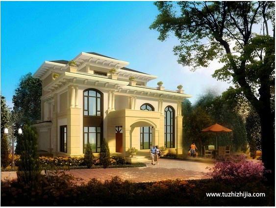 经济型别墅-钢筋混凝土构件保护层浅谈
