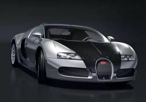 第十名:布加迪zb16-4威龙,1500万元.
