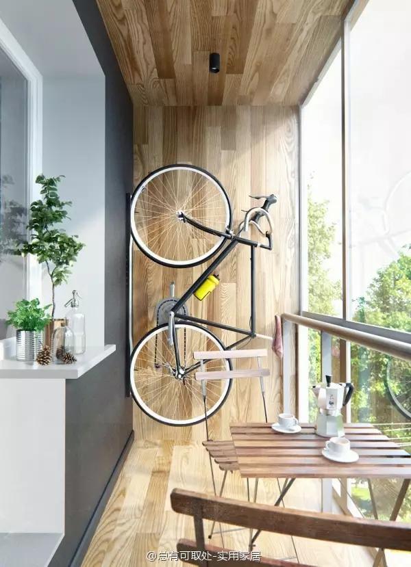 阳台,可不仅仅是晾衣服那么简单