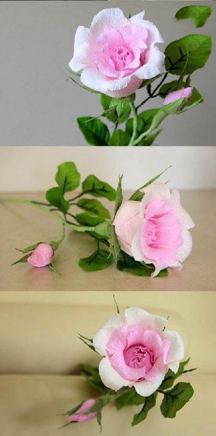 超详细的手工折纸花朵教程图解图片