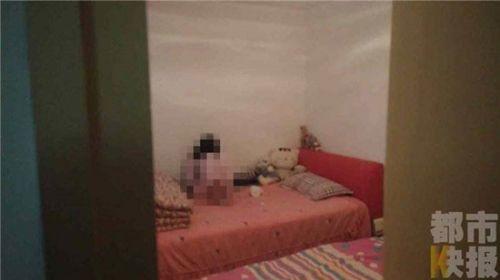 16岁少女校内被扒衣猥亵 蜷缩床上不敢出门(图)