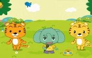 智象兒歌KTV 17 兩只老虎 原唱版