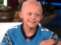 《艾伦秀第13季片花》S13E68 七岁癌症正太曝父教扭臀 劝艾伦粉黑豹队